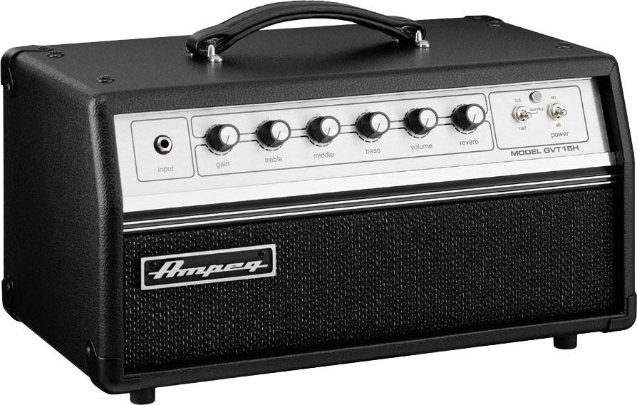 Lunchbox Amp Head 15w Tube Guitar Amp Head