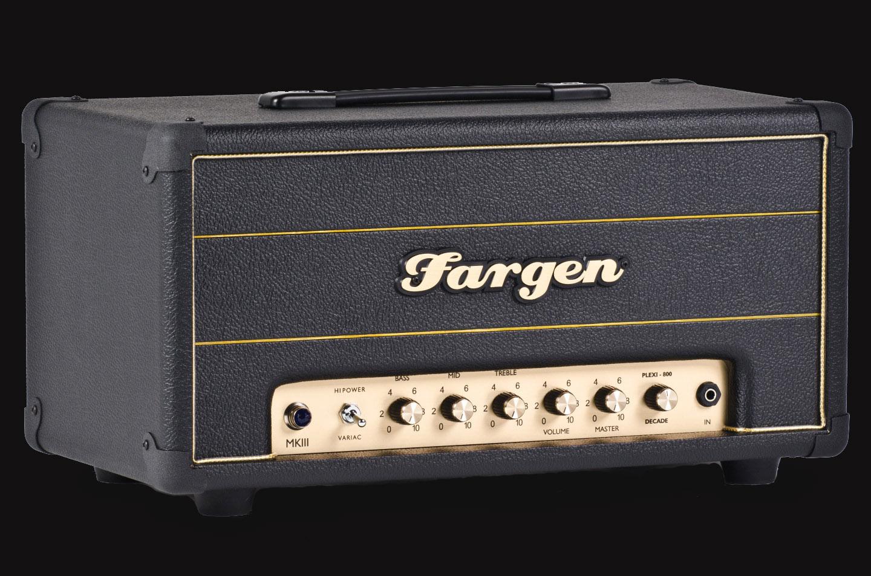 Fargen MiniPlex III Amp Head   Dinosaur Rock Guitar